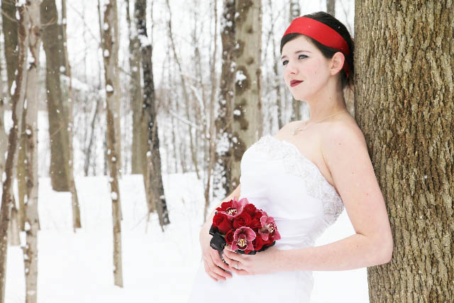 Snow White Themed Wedding Shoot | Blog