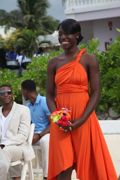 Bridesmaid Jamaica