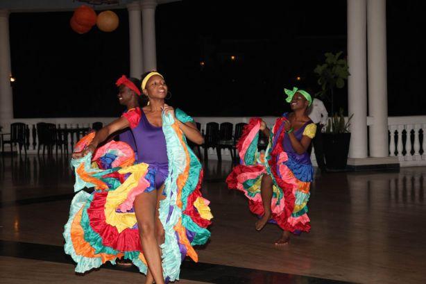 Jamaican Dancers